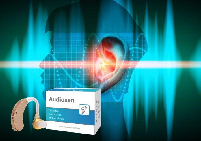 audioxen aparat na poprawę słuchu