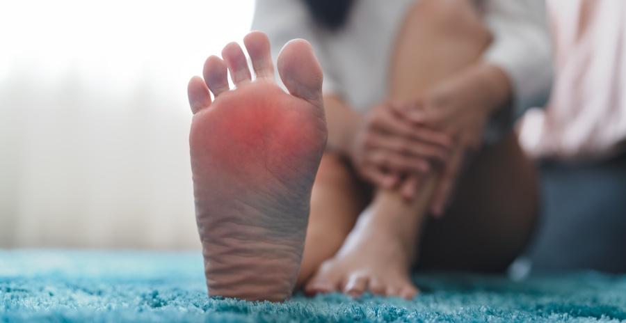vellafoot łagodzi bul w stopie