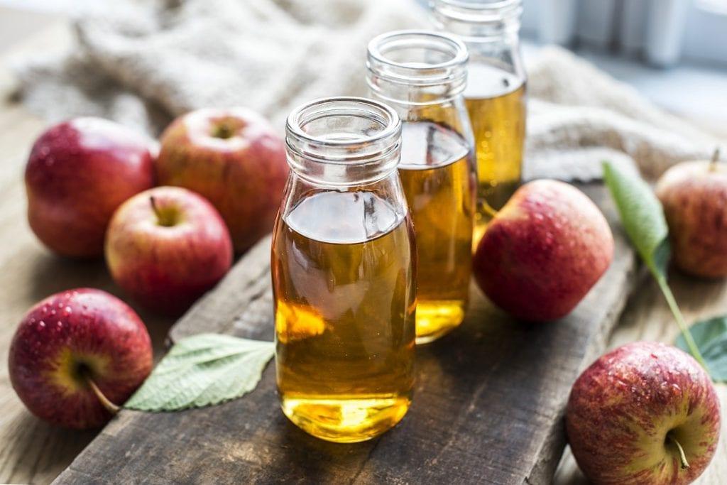 ocet na bazie jabłek