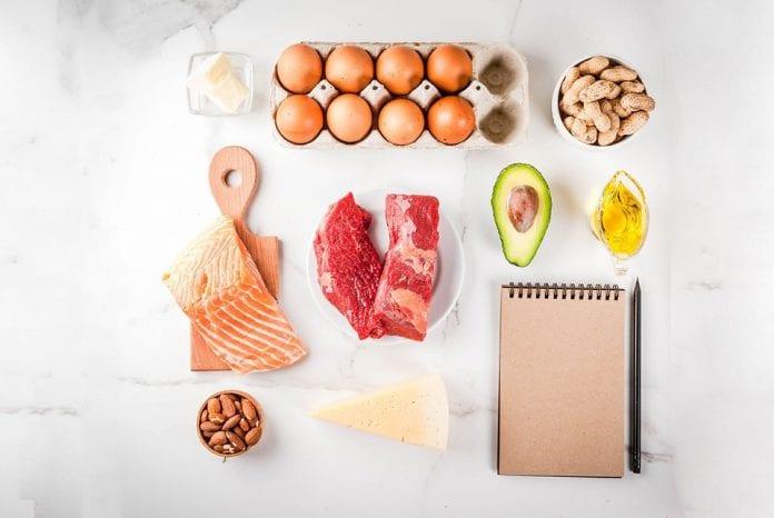 nieprzetworzona zdrowa żywność