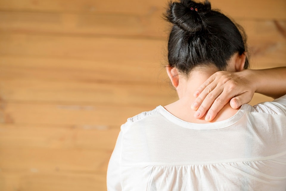 bóle zwyrodnieniowe kręgosłupa szyjnego