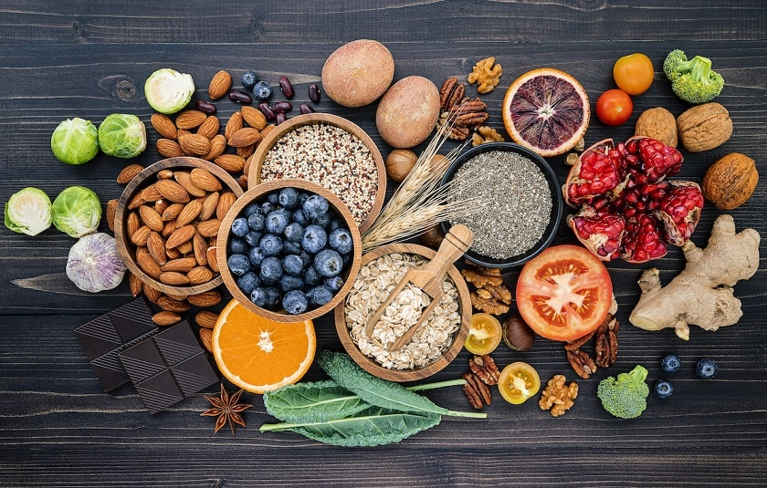 naturalne składniki odżywcze